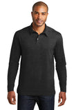 Port Authority® Long Sleeve Meridian Cotton Blend Polo. K577LS