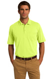 Port & Company® Core Blend Jersey Knit Pocket Polo. KP55P