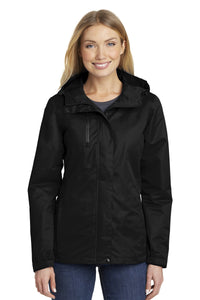 Port Authority® Ladies All-Conditions Jacket. L331