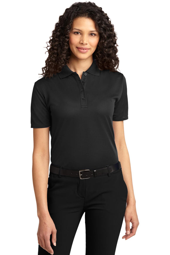 Port Authority® Ladies Dry Zone® Ottoman Polo.  L525