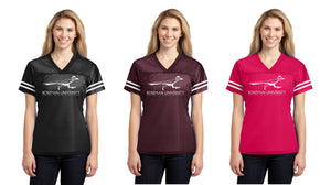 Roseman Roadrunner Sport-Tek® Ladies PosiCharge® Replica Jersey