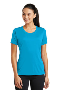 Sport-Tek® Ladies PosiCharge® Tough Tee™. LST320