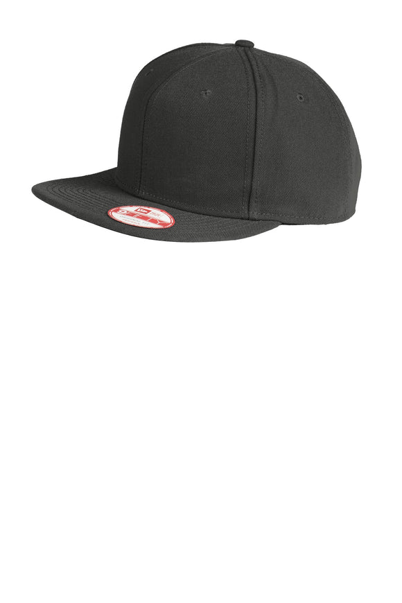 New Era® Original Fit Flat Bill Snapback Cap. NE402