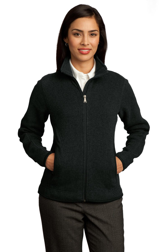 Red House® - Ladies Sweater Fleece Full-Zip Jacket. RH55