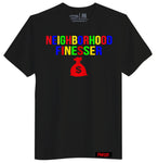 Neighborhood Finesser Black MultiColor