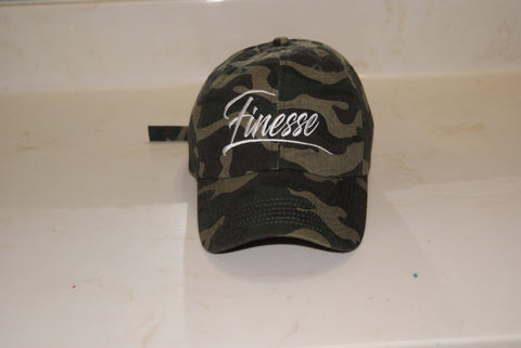 Camo Finesse Hat