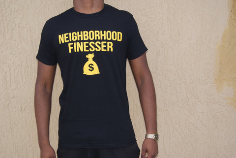 Black and Yellow Neighborhood Finesser