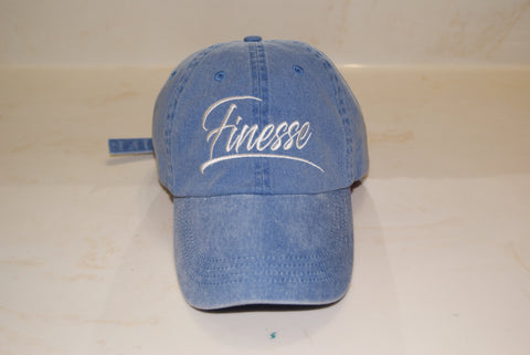 Jean Finesse Hat