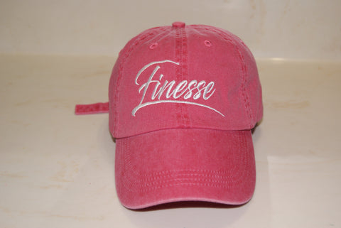 Berry Finesse Hat