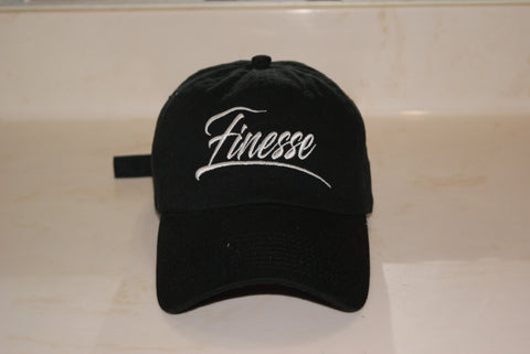 Black Finesse Hat