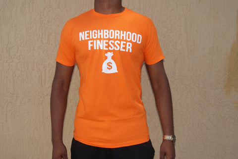Orange Neighborhood Finesser