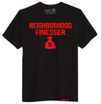Neighborhood Finesser infrared Black