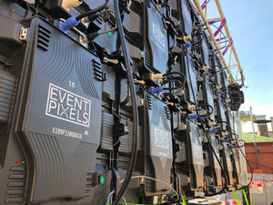 JJJK Entertainment with EventPixels LED Production Screen