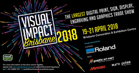 The Visual Impact Brisbane Show 2018
