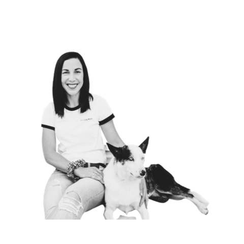 Photo of Emma, CEO and founder of The Dog Mum.