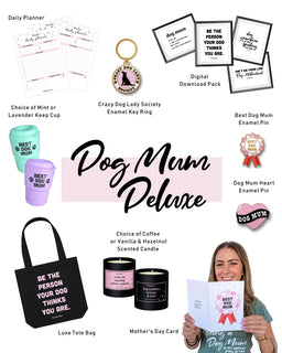 Dog Mum Deluxe Gift Box