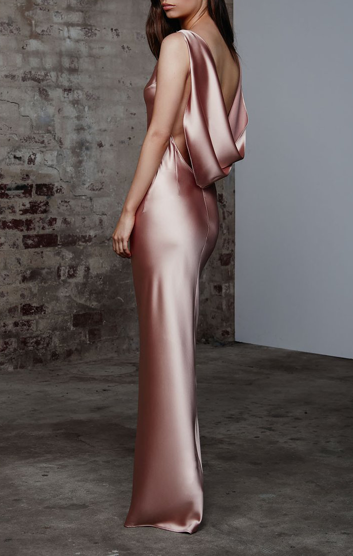 Amelia Gown - Pink