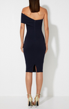 Just Maybe Dress - Navy