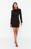 Take Back The Night Mini Dress