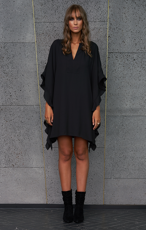 Crave Dress - Black