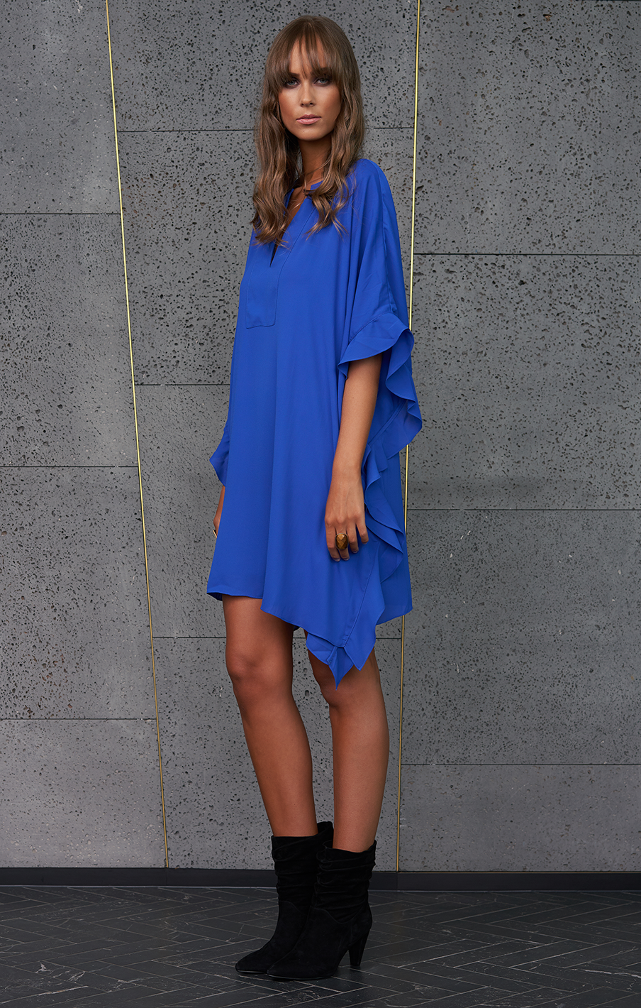PRE ORDER | Crave Dress - Cobalt
