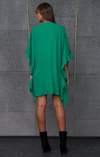 Crave Dress - Emerald