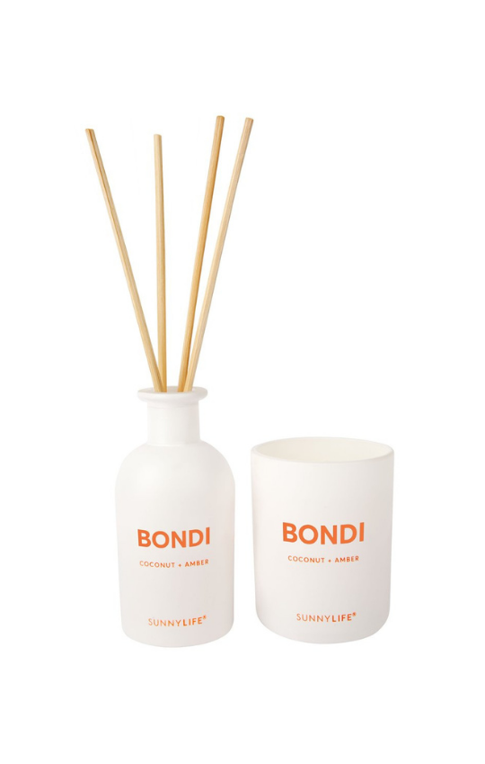 Candle & Diffuser Set