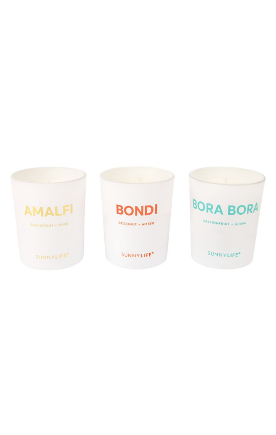 Scented Candle Pack