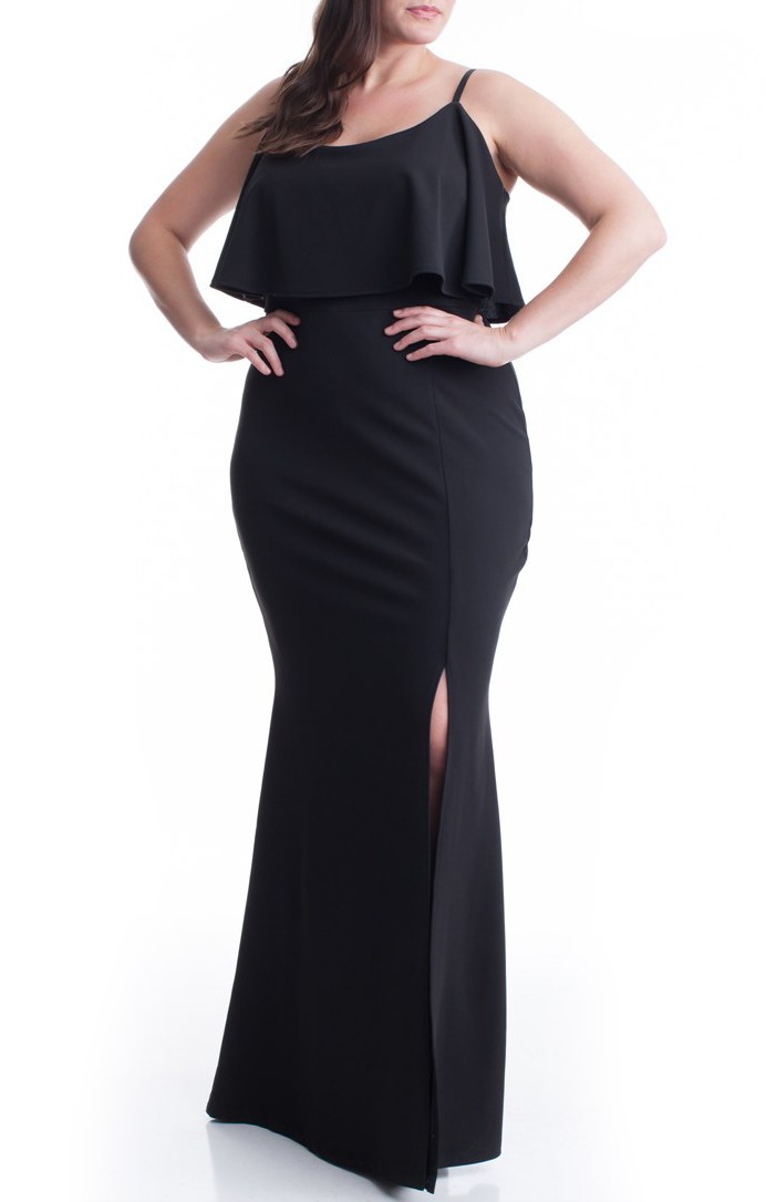 Bethany Gown - Black