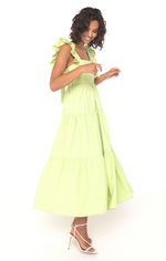 Seahaze Maxi Dress