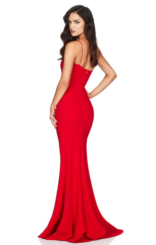 Jasmine One Shoulder Gown | ONLINE EXCLUSIVE