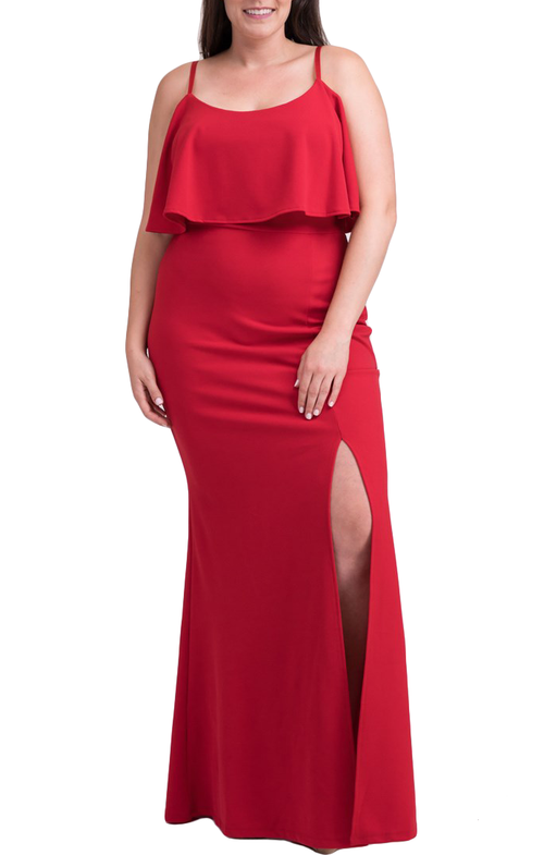 Bethany Gown - Red