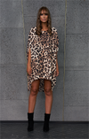 Covet Dress - Leopard