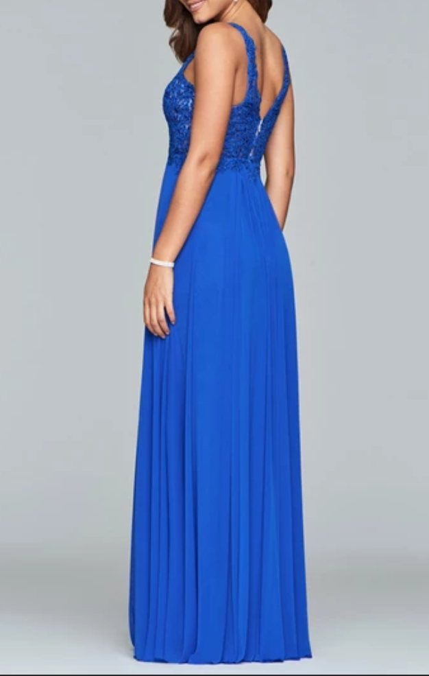 Alana Gown - Royal