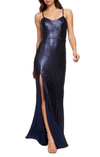 Ingrid Gown - Navy