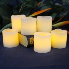 Set of 6 Votive 2