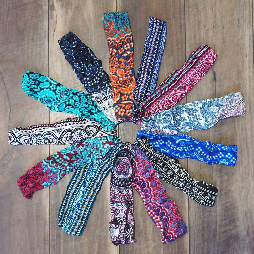 ASSORTED HEADBANDS - [jayden_p]
