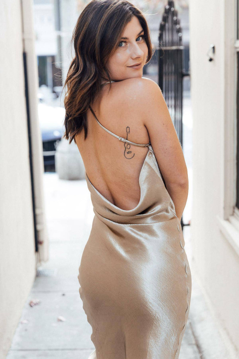 Edie Silky Open Back Midi Dress - [jayden_p]