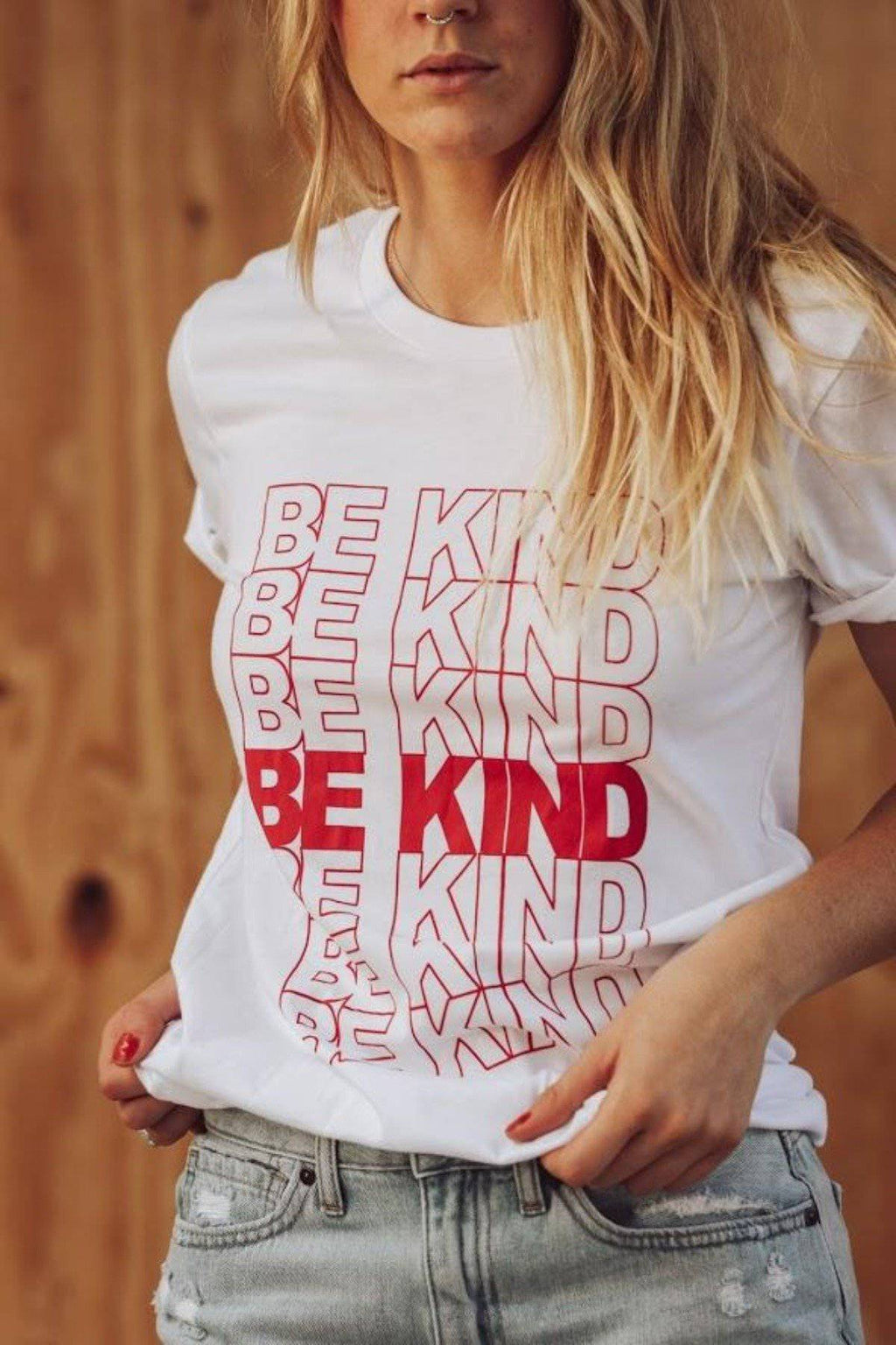 BE KIND GRAPHIC TEE - [jayden_p]