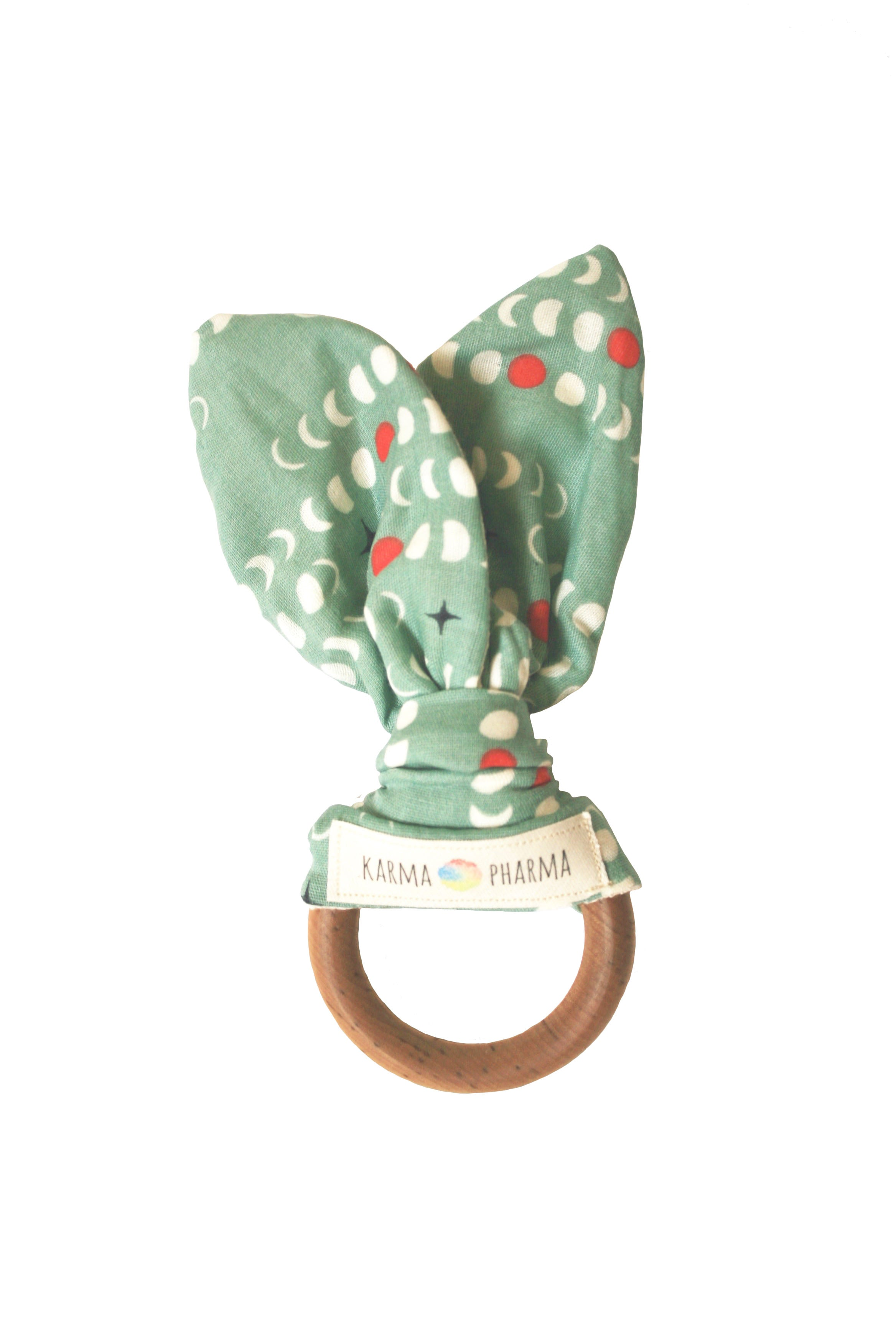 Maple Ring Teether - Harvest Moon