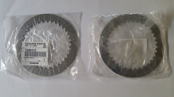 Clutch Plate, 1.6mm Metal