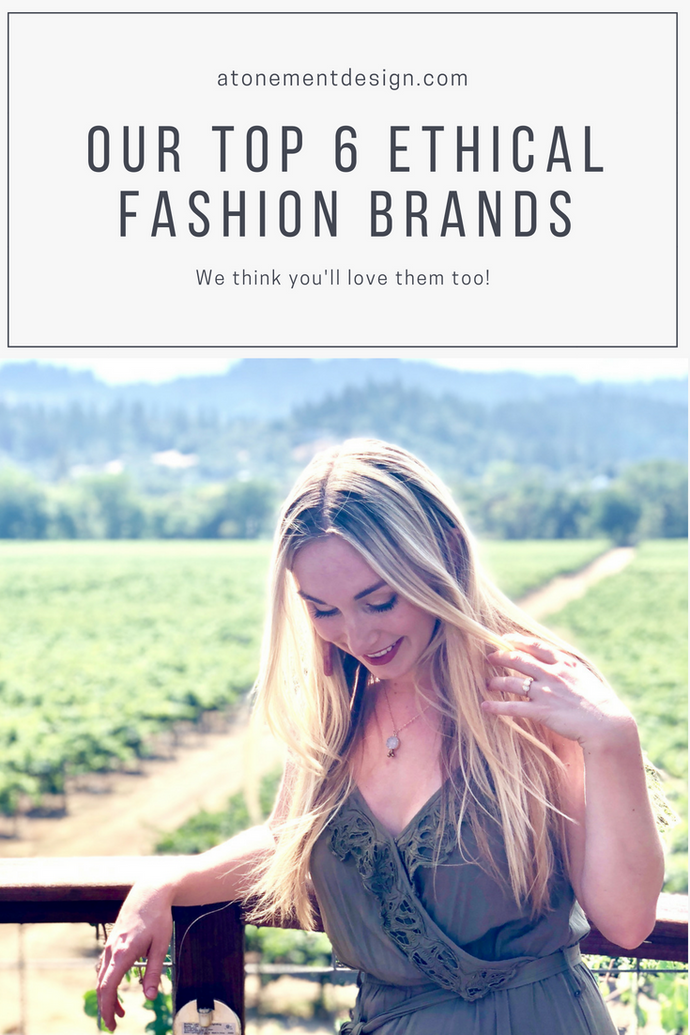 Our 6 Favorite Ethical Fashion Brands That You Will Look Trendy In