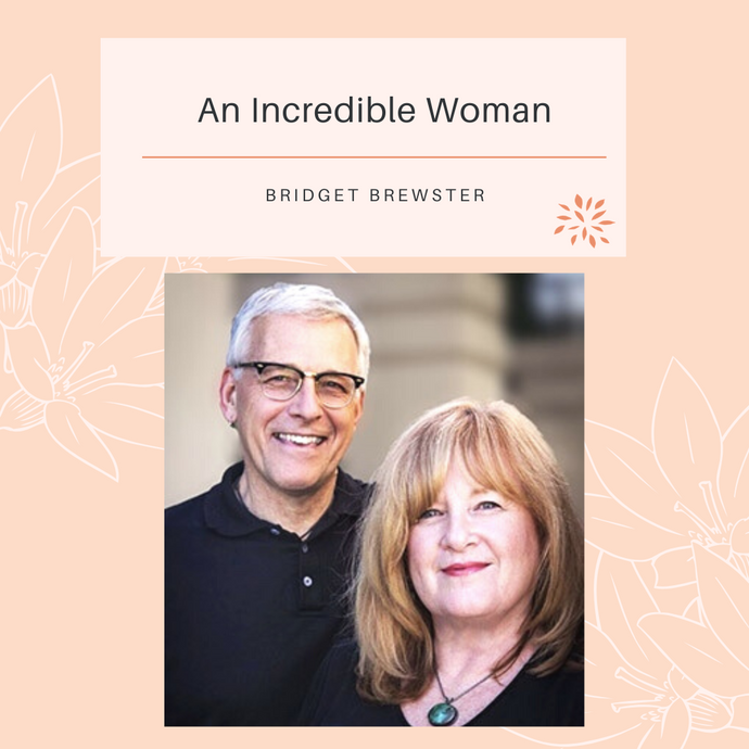 Incredible Women Series: Bridget Brewster, Co-founder of Agape International Missions