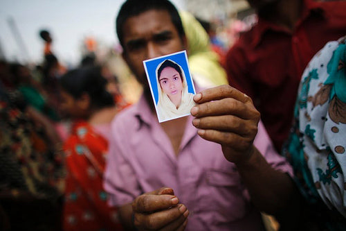 Rana Plaza: Did We Forget?