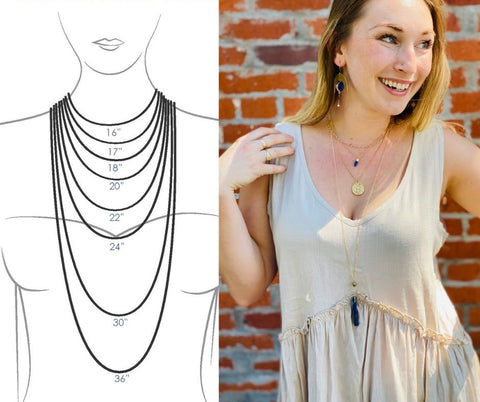 layering necklace trend guide DIY
