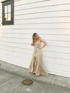 The Freya Maxi in Sunkiss