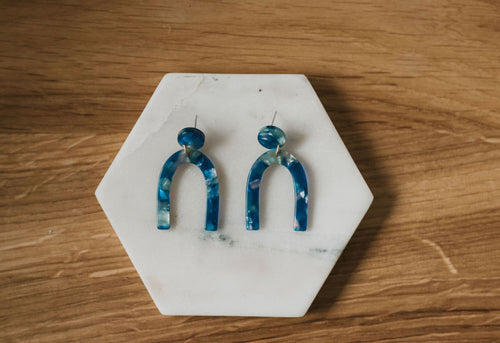 Indigo Wish Earrings