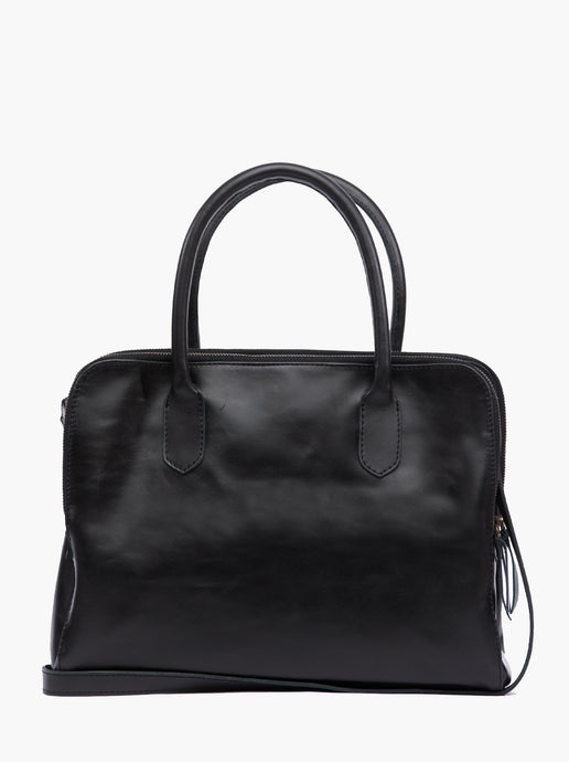 Meron Work Bag in Black