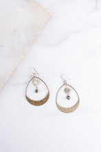 Pyrite Sun Earrings