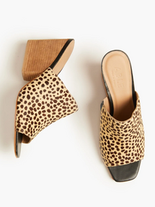 Rojas Sandal in Cheetah Dot